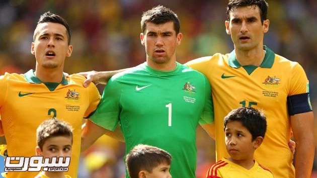 اسبانيا استراليا 3