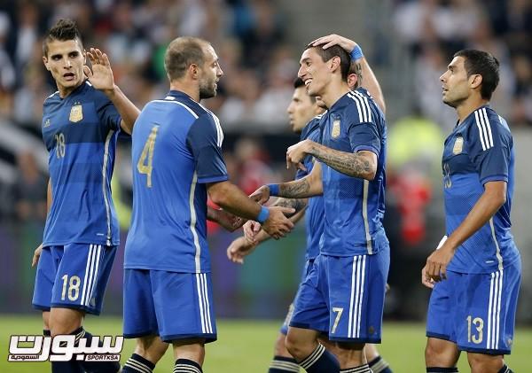 Germany Soccer Argentina
