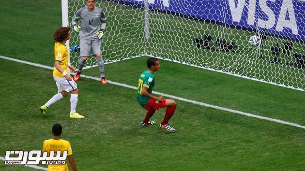 البرازيل الكاميرون 10