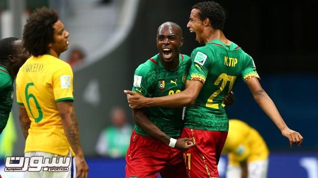البرازيل الكاميرون 11