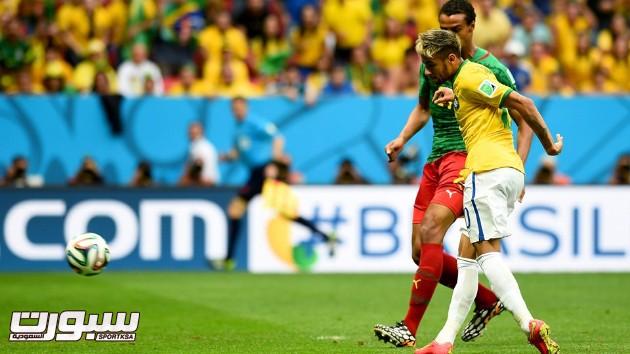 البرازيل الكاميرون 7