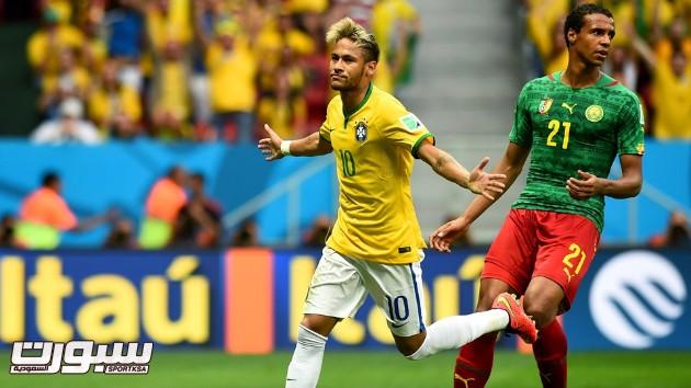 البرازيل الكاميرون 8