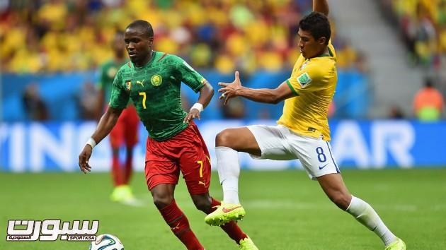 البرازيل الكاميرون 9