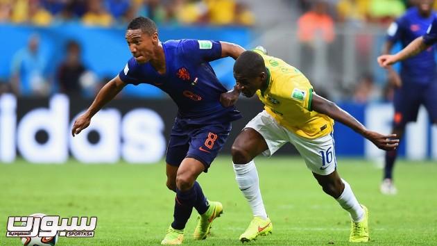 البرازيل هولندا 11