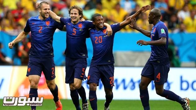 البرازيل هولندا 14