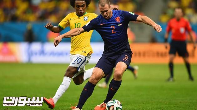 البرازيل هولندا 18