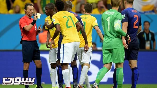 البرازيل هولندا 19