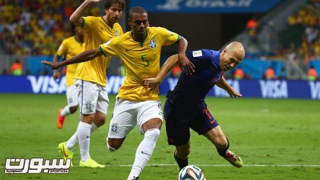 البرازيل هولندا 20