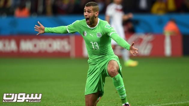 الجزائر المانيا 14 سليماني