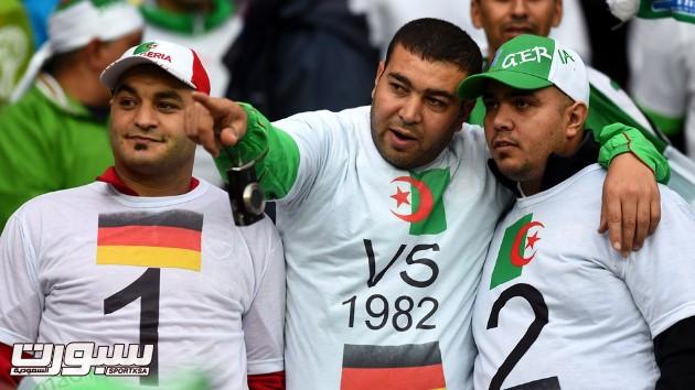 الجزائر المانيا 7