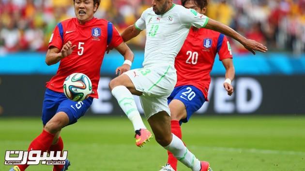 الجزائر كوريا 14
