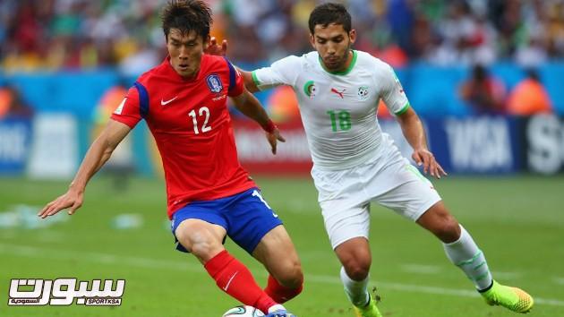 الجزائر كوريا 22