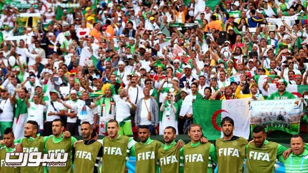 الجزائر كوريا 5