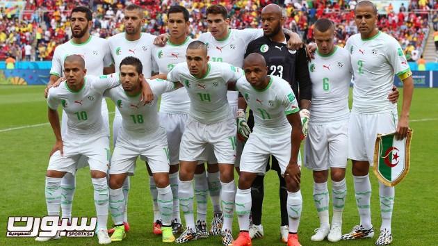 الجزائر كوريا 7