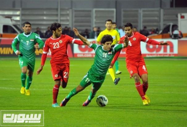العراق البحرين