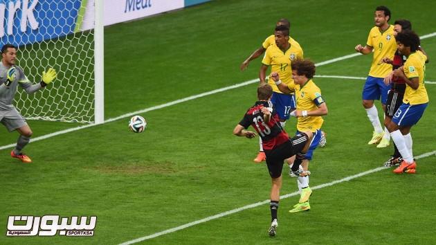 المانيا البرازيل 13
