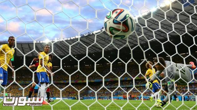 المانيا البرازيل 14