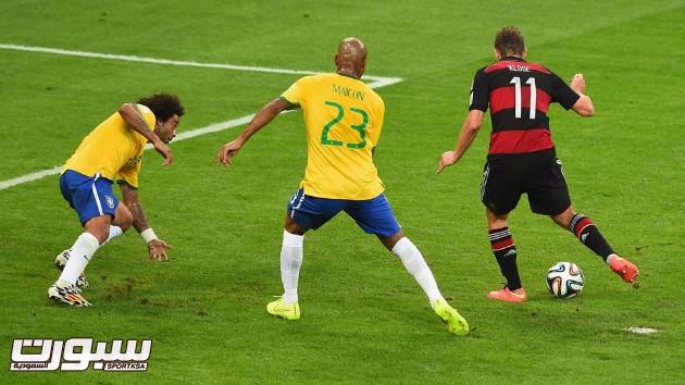 المانيا البرازيل 17