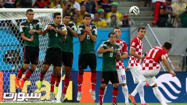 المكسيك كرواتيا 15