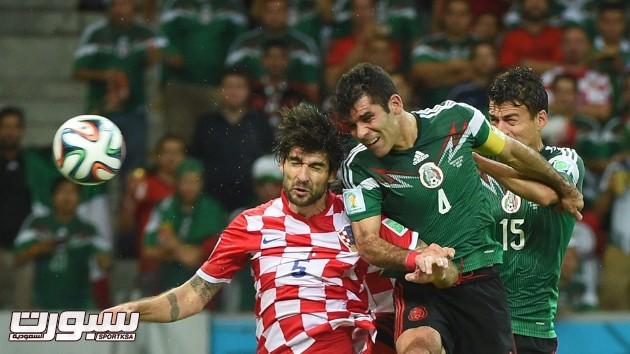 المكسيك كرواتيا 16