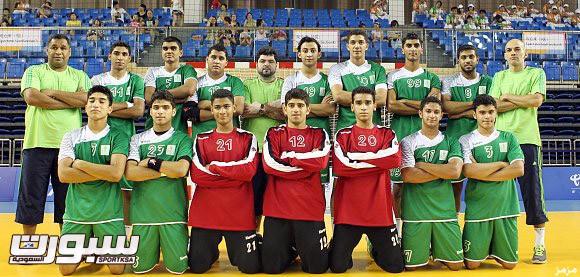 المنتخب السعودي لكرة اليد للناشئين