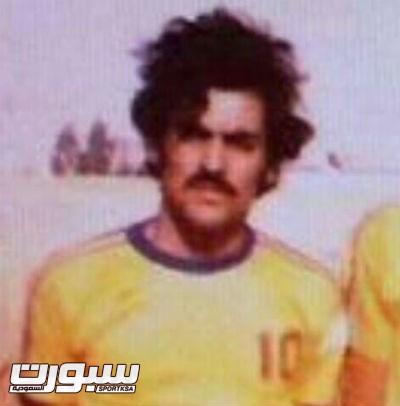 """لاعب سابق وإعلامي حالي """"ارشيف محمد المنيع"""""""