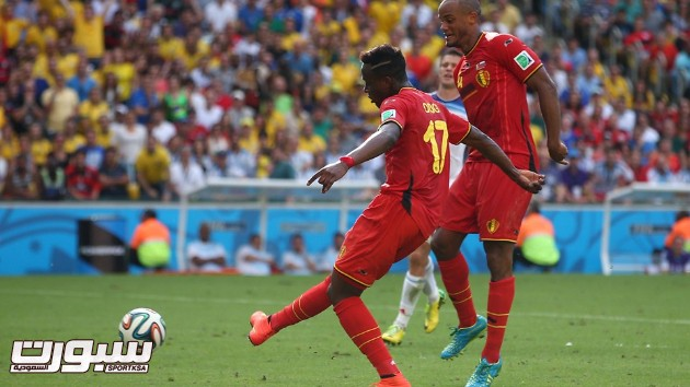 بلجيكا روسيا 16