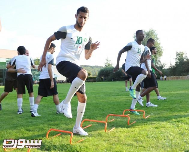 تدريبات المنتخب (1)