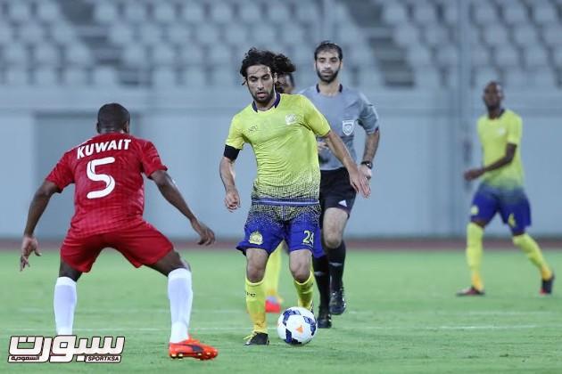 تدريبات النصر 6 حسين عبدالغني