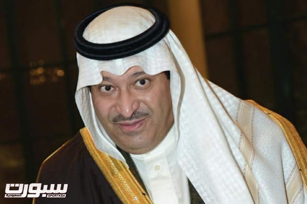 رئيس الاتحاد السعودي لألعاب القوى الأمير نواف بن محمد