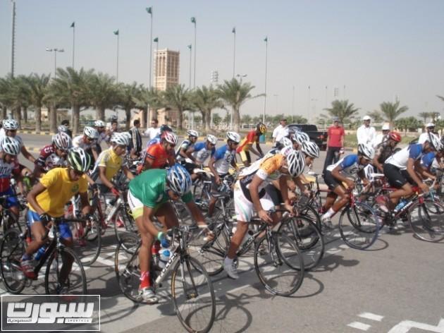 سباق دراجات القطيف
