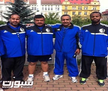 صورة للمدربين