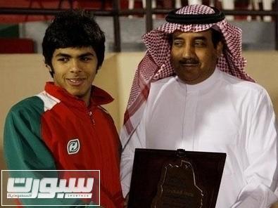 عبدالعزيز الدوسري ويحيى الشهري