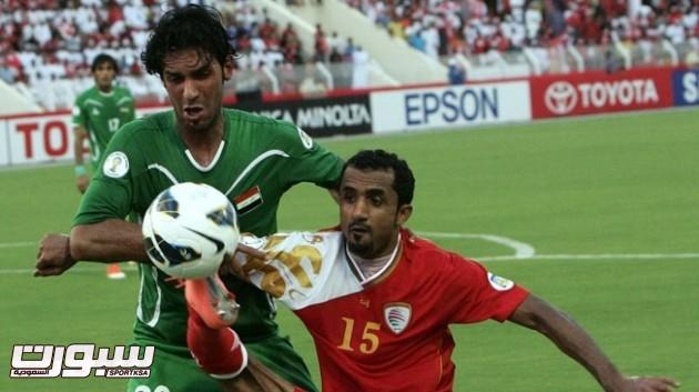عمان والعراق