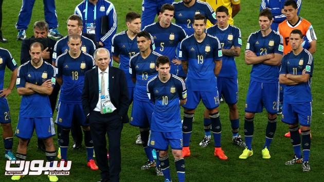 فرحة المانيا بكأس العالم 2014 - 6