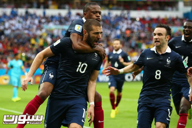 بنزيمة فرنسا