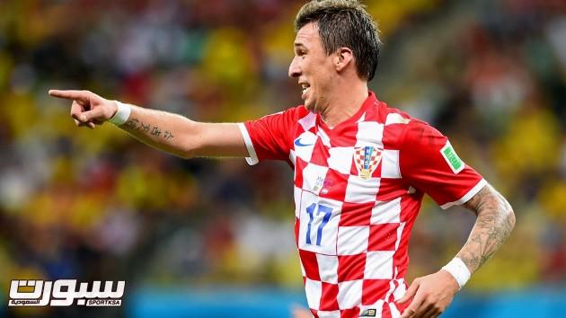 كرواتيا الكاميرون 17