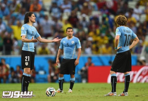 Uruguay v Costa Rica: Group D - 2014 FIFA World Cup Brazil