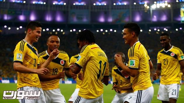 كولومبيا الاوروجواي 20