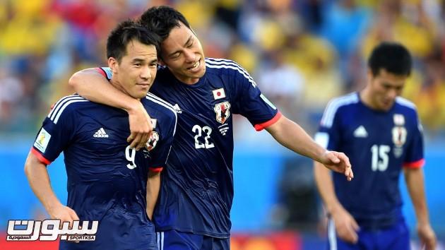 كولومبيا اليابان 12