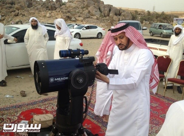 رؤية هلال رمضان تعذرت في ارجاء المملكة - انترنت
