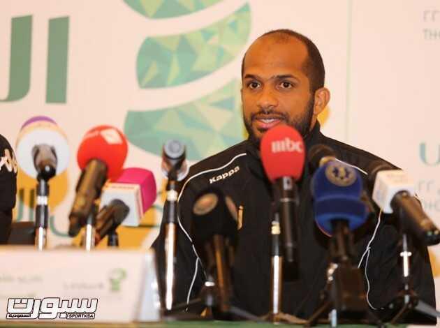 صور من مؤتمرات  المدربين قبل نصف نهائي الخليج
