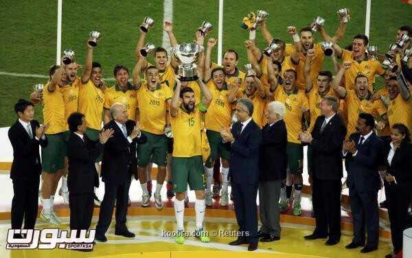 2015 01 31 13 58 29 - بالفيديو : أستراليا تتربع على عرش أمم آسيا 2015 بفوزها على كوريا الجنوبية