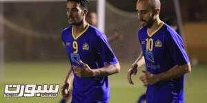 محمد السهلاوي و نايف هزازي