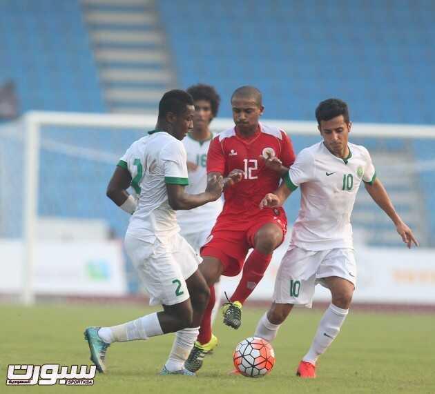 المنتخب الاولمبي السعودية و البحرين اولمبي (352596605) 
