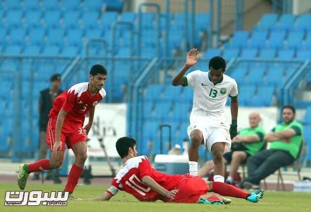 المنتخب الاولمبي السعودية و البحرين اولمبي (352596607) 