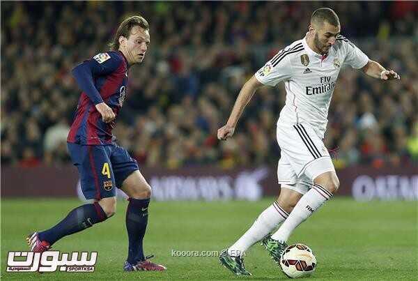 برشلونة و ريال مدريد (1)