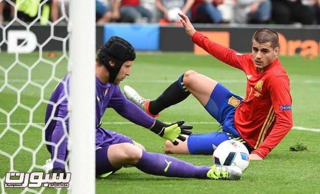 اسبانيا و التشيك (1)