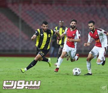 صور من لقاء الاتحاد و الرائد – دوري الامير محمد بن سلمان للمحترفين