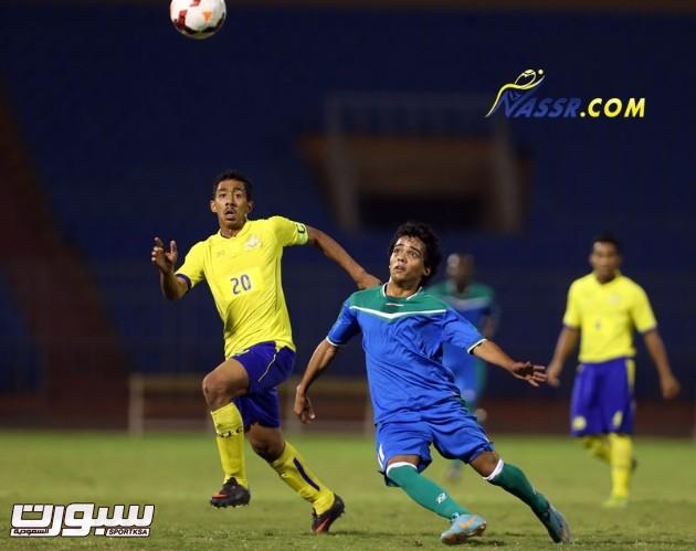 ريان البقمي .. صورة: الموقع الرسمي للنصر